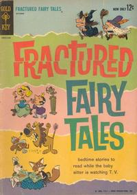 Cover Thumbnail for Fractured Fairy Tales (Western, 1962 series) #1