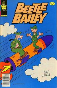 Cover Thumbnail for Beetle Bailey (Western, 1978 series) #132