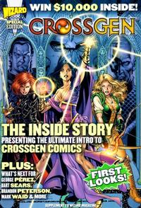 Cover Thumbnail for Wizard's Crossgen Special (Wizard Entertainment, 2001 series)