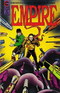 Cover Thumbnail for Empire (Malibu, 1988 series) #1