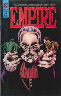 Cover Thumbnail for Empire (Malibu, 1988 series) #3