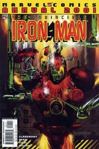Cover Thumbnail for Iron Man 2001 (Marvel, 2001 series)
