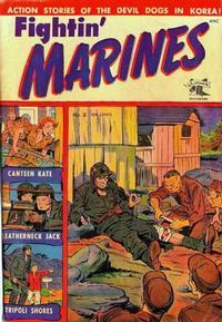 Cover Thumbnail for Fightin' Marines (St. John, 1951 series) #8