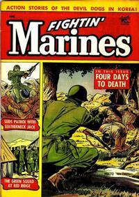 Cover Thumbnail for Fightin' Marines (St. John, 1951 series) #12