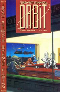 Cover Thumbnail for ORBiT (Eclipse, 1990 series) #2