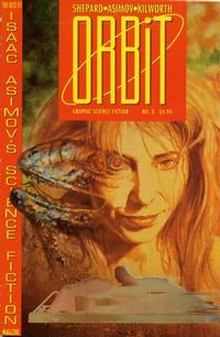 Cover Thumbnail for ORBiT (Eclipse, 1990 series) #3
