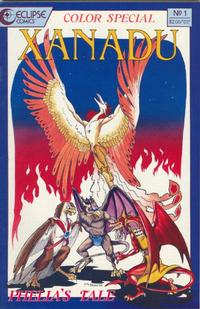 Cover Thumbnail for Xanadu Color Special (Eclipse, 1988 series) #1