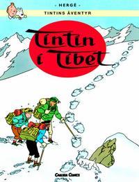 Cover Thumbnail for Tintins äventyr (Bonnier Carlsen, 2004 series) #20 - Tintin i Tibet