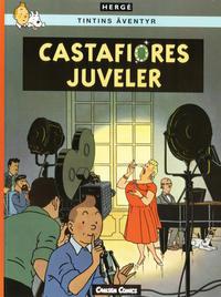 Cover Thumbnail for Tintins äventyr (Bonnier Carlsen, 2004 series) #21 - Castafiores juveler