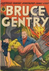 Cover Thumbnail for Bruce Gentry Comics (Superior, 1948 series) #2
