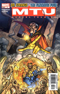 Cover Thumbnail for Marvel Team-Up (Marvel, 2005 series) #3