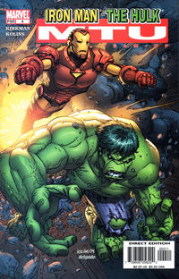 Cover Thumbnail for Marvel Team-Up (Marvel, 2005 series) #4