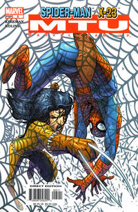 Cover Thumbnail for Marvel Team-Up (Marvel, 2005 series) #5