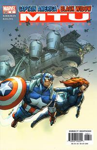 Cover Thumbnail for Marvel Team-Up (Marvel, 2005 series) #6