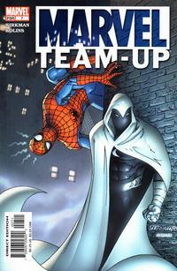 Cover Thumbnail for Marvel Team-Up (Marvel, 2005 series) #7