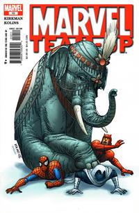 Cover Thumbnail for Marvel Team-Up (Marvel, 2005 series) #10