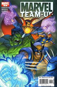 Cover Thumbnail for Marvel Team-Up (Marvel, 2005 series) #11