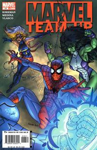 Cover Thumbnail for Marvel Team-Up (Marvel, 2005 series) #13