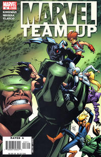 Cover Thumbnail for Marvel Team-Up (Marvel, 2005 series) #16