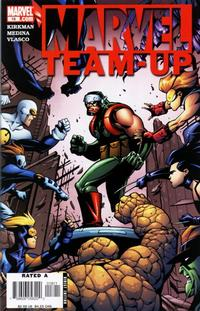 Cover Thumbnail for Marvel Team-Up (Marvel, 2005 series) #18