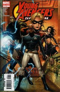Cover Thumbnail for Young Avengers Special (Marvel, 2006 series) #1