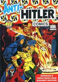 Cover Thumbnail for Anti-Hitler Comics (New England Comics, 1992 series) #1