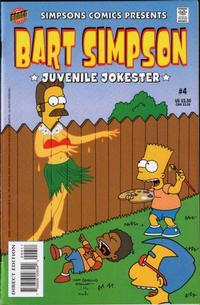 Cover Thumbnail for Simpsons Comics Presents Bart Simpson (Bongo, 2000 series) #4