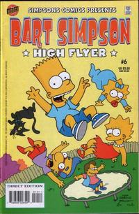 Cover Thumbnail for Simpsons Comics Presents Bart Simpson (Bongo, 2000 series) #6