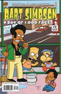 Cover Thumbnail for Simpsons Comics Presents Bart Simpson (Bongo, 2000 series) #10