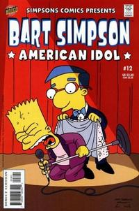 Cover Thumbnail for Simpsons Comics Presents Bart Simpson (Bongo, 2000 series) #12