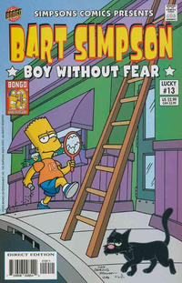 Cover Thumbnail for Simpsons Comics Presents Bart Simpson (Bongo, 2000 series) #13 [Direct Edition]