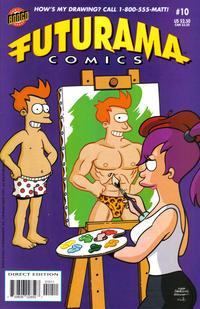 Cover Thumbnail for Bongo Comics Presents Futurama Comics (Bongo, 2000 series) #10