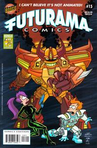Cover Thumbnail for Bongo Comics Presents Futurama Comics (Bongo, 2000 series) #15
