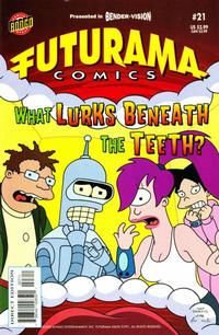 Cover Thumbnail for Bongo Comics Presents Futurama Comics (Bongo, 2000 series) #21