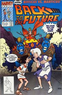 Cover Thumbnail for Back to the Future (Harvey, 1991 series) #3