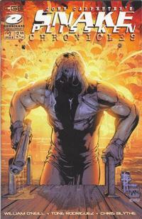 Cover Thumbnail for John Carpenter's Snake Plissken Chronicles (CrossGen, 2003 series) #2