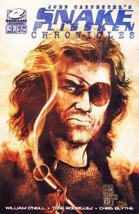 Cover Thumbnail for John Carpenter's Snake Plissken Chronicles (CrossGen, 2003 series) #3