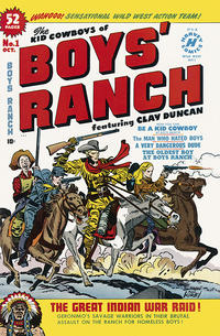 Cover Thumbnail for Boys' Ranch (Harvey, 1950 series) #1