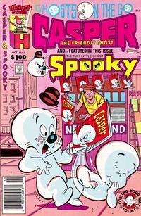 Cover Thumbnail for Casper and ... (Harvey, 1987 series) #6