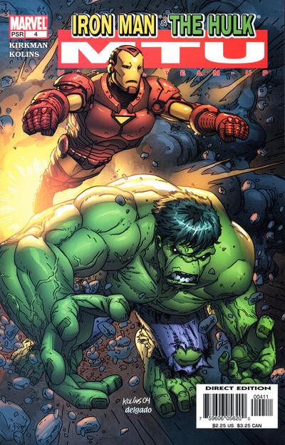 Cover for Marvel Team-Up (Marvel, 2005 series) #4
