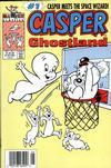 Cover for Casper Ghostland (Harvey, 1992 series) #1