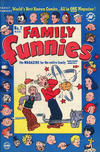 Cover for Family Funnies (Harvey, 1950 series) #7
