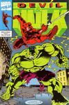Cover for Devil & Hulk (Marvel Italia, 1994 series) #0