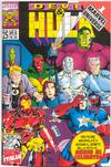 Cover for Devil & Hulk (Marvel Italia, 1994 series) #25