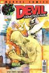 Cover for Devil & Hulk (Marvel Italia, 1994 series) #84