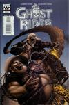 Cover for Ghost Rider (Marvel, 2005 series) #3