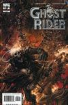 Cover for Ghost Rider (Marvel, 2005 series) #5