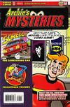 Cover for Archie's Mysteries (Archie, 2003 series) #25