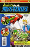 Cover for Archie's Mysteries (Archie, 2003 series) #27