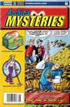Cover for Archie's Mysteries (Archie, 2003 series) #28